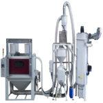 chorreadoras automáticas para componentes
