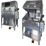 lavadoras manuales de guantes a presión