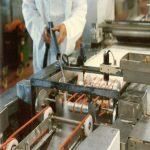 mantenimiento a través limpieza por vapor seco