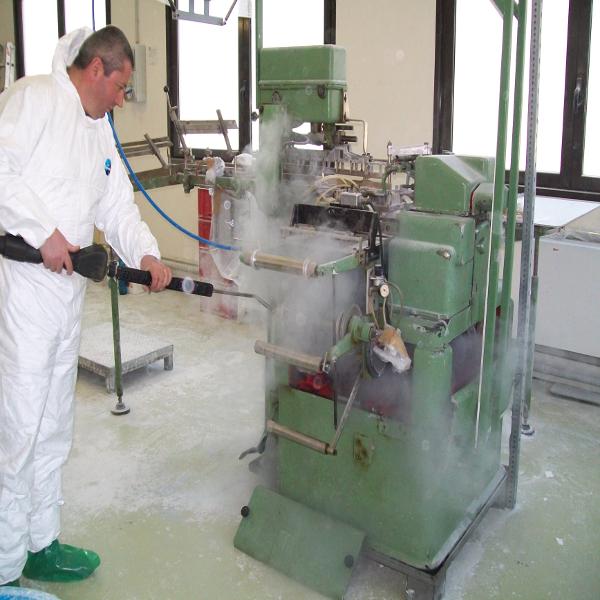 Limpieza por vapor seco generadores de vapor saturado aymsa - Maquina de limpieza a vapor ...
