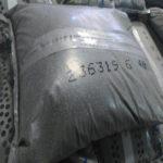 saco de granalla de acero