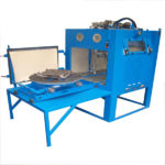Special and automatic blasting machine image