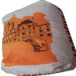 Image of fine aluminium silicate bag