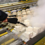 Limpieza por vapor saturado en fábrica