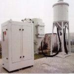 aspirador de granalla y recuperadores