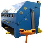 chorreadoras automáticas para procesos de chorreado