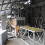 Granalladora para piedra artificial o natural