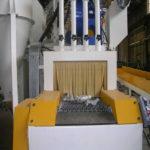 Granalladora de cinta metálica