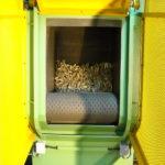granallado de tapiz